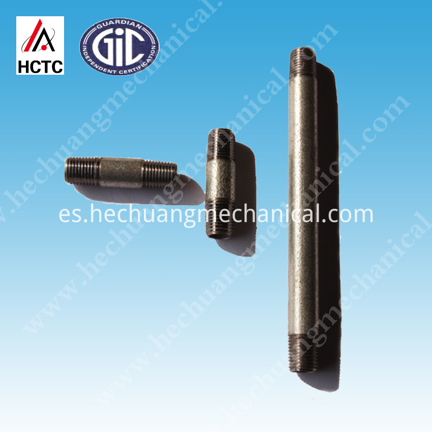Sch 40 STEEL PIPE NIPPLES